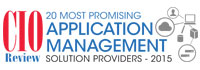 20 Most Promising Application Management Solution Providers - 2015